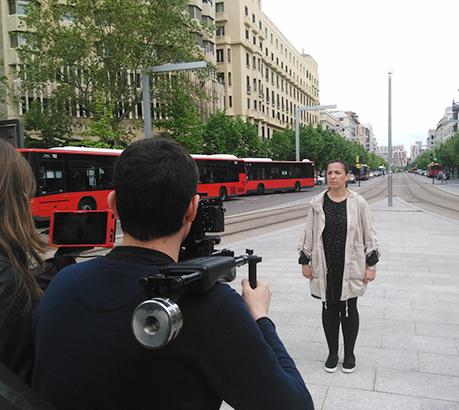 Vídeo +X Zaragoza
