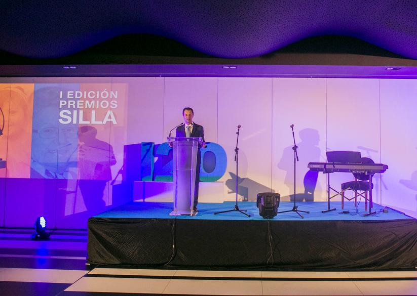 I Edición Premios Silla - Fundación La Caridad