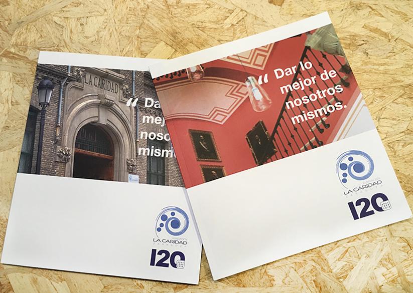 Anuario<br />120 Años Fundación La Caridad