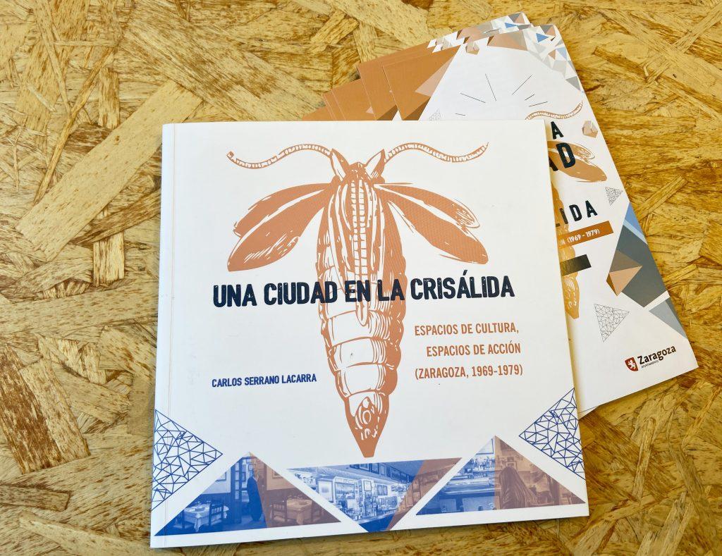 Una Ciudad en la Crisálida - Diseño gráfico y expositivo
