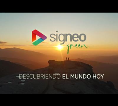 Vídeo - SIGNEO GREEN